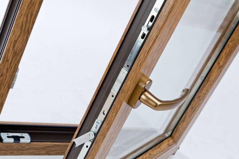soluzione finestra ekowood infissi in pvc finestre in pvc serramenti alluminio taglio termico