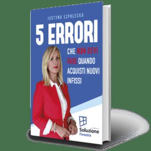Evita i 5 errori che il 95% delle persone fa quando vuole acquistare nuovi infissi o accedere al super ecobonus